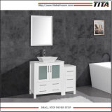 Moderno lavabo de cerámica de montaje por encima de muebles de baño T9162