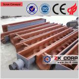 Trasportatore di vite di estrazione mineraria per il trasportatore flessibile dei materiali