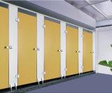 Laminado de Alta Presión duradera la partición de cuarto de baño WC