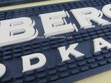 Mat van de Druppel van pvc van de Mat van de Staaf van het Bier van de douane de Rubber