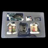 Pettoyのギフトの包装ボックスを包む専門家によってカスタマイズされる手仕事