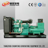 Generatore diesel elettrico di alta qualità 120kw alimentato da Yuchai Engine