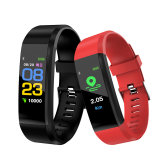 Slimme Armband van de Drijver van de Fitness van het Apparaat van de Sport van de Verkoop van de bevordering Wearable