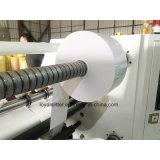Papel auto-adesivo autocolante Cortador máquina de corte longitudinal de Alta Velocidade