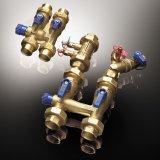 Valvola specialmente progettata del bicromato di potassio unita esclusione semplice dell'estremità della valvola