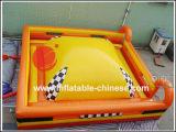 Inflables Jumping Moonwalk en el exterior de la bolsa de aire de montaña Bouncer (T1-762)