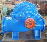물 사용량 수평한 균열 케이스 원심 펌프