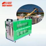 中国の溶接の製造者のHhoの磨く溶接機