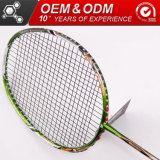 Fabrica de aluminio de alta calidad profesional de productos deportivos de la cabeza de raqueta bádminton