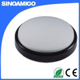 indicatore luminoso di soffitto circolare del supporto LED della superficie 8W