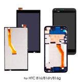 Schermo di tocco brandnew della visualizzazione dell'affissione a cristalli liquidi per desiderio 816 816h 816g 816W D816X 816D 816t di HTC