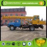 中国の油圧12トンの移動式トラックのMounedクレーンQy12b。 5