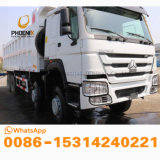 Kipper van de Vrachtwagen van de Stortplaats van Sinotruk HOWO van de voorraad de Gloednieuwe met 12 Wielen met Beste Prijs op Hete Verkoop