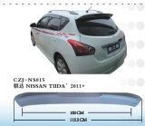 Tida Versa 2011年のためのスポイラー