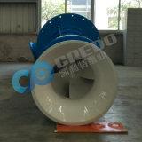 Pompa centrifuga Pompa-Verticale di flusso Mixed verticale