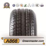 Neumáticos del vehículo de pasajeros, neumáticos del coche, neumáticos de la polimerización en cadena, neumáticos de la polimerización en cadena, neumáticos económicos del coche