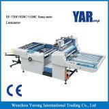 Macchina di laminazione del migliore rullo Semi-Automatico di vendita Sf-720c/920c/1100c dalla Cina