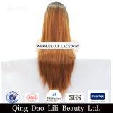 """La densidad de 150 8""""-30""""Encaje completo peruano Cabello pelucas para las mujeres negras Virgen Lace Front Private Label"""