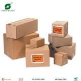 Boîte en carton intense de Brown pour l'expédition