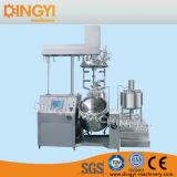 misturador de emulsão de homogeneização do vácuo de creme da cor do cabelo da pomada 150L