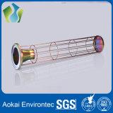 De Kooi van de Zak van de Filter van het roestvrij staal met de Behandeling van de Deklaag van de Nevel