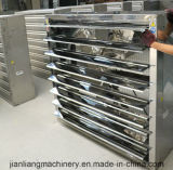 Ventilador de ventilação pesado do martelo Jlh-600 para aves domésticas e estufa