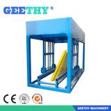 Ligne automatique machine de machine du bloc Qt10-15 de brique de la colle