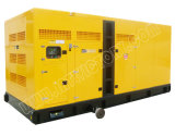 パーキンズイギリスのエンジンCe/CIQ/Soncap/ISOを搭載する600kw/750kVA極度の無声ディーゼル発電機