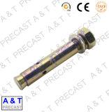 拡張ボルトが付いているステンレス鋼または炭素鋼か具体的な袖のアンカー