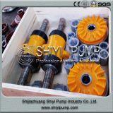 Ouro centrífugo que mina as peças de secagem da bomba da pasta do tratamento da água centrífugo da pasta