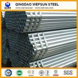 Tubi d'acciaio Pre-Galvanizzati carbonio