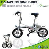 Räder faltendes Miniebike des 16 Zoll-Lithium-Energien-Fahrrad-2