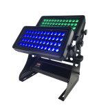 LED de exterior de alta potência com carregador de cores da Cidade Sistema de Luz