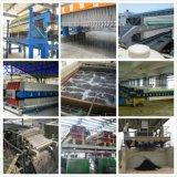 2017 Nueva papilla de carbón filtro prensa