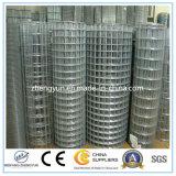 L'usine a soudé le treillis métallique/treillis métallique soudé galvanisé