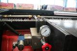 Máquina para corte de metales de la hoja hidráulica de QC12y-8*3200mm, cortadora de acero, máquina que pela del CNC