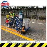 熱い溶かされた塗る舗装の道マーキング装置