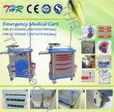Muebles del hospital del carro de la emergencia médica