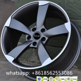 Aluminum Because Replica A6 RS6 Alloy Wheels for Audi