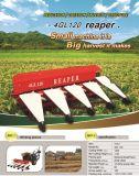 Arroz del agregado de la mano y máquina de Havesting del cortador del segador/del arroz y del trigo del trigo