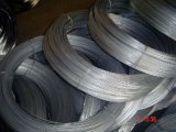 電流を通された鉄の金網、結合ワイヤー