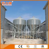 Hot Galvanized Steel Poultry Farm Feed Silo