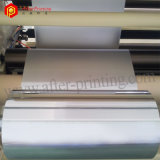 Silber metallisierter anhaftender Polyester-Film