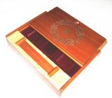 Nuevo Arrival Wooden Coin Box con Cover