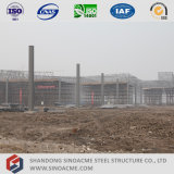 Workshop van het Dakwerk van de Structuur van het Frame van het Staal van Sinoacme de Ruimte