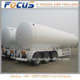 48000 litros (48kl) de gasolina del depósito del carro de acoplado utilitario semi para el mercado de Paquistán