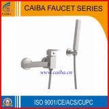 Faucet do chuveiro do banho do banheiro do aço inoxidável da fábrica de Wenzhou