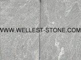 도와 정원 포장 기계 벽 장식적인 도와를 포장하는 자연적인 회색 화강암 타일 바닥