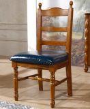 高品質アメリカ様式の寝室の家具の木のベッド(101)