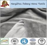 Cobertor cinzento reversível do cão do micro cobertor superior do animal de estimação do luxuoso